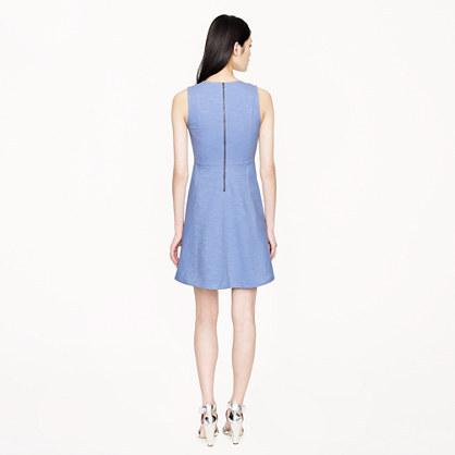 J.Crew Knit princess-seam dress