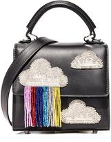 Les Petits Joueurs Micro Alex Cloud Fringe Bag