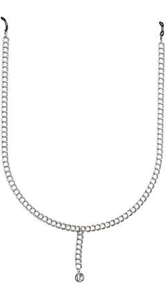 Linda Farrow Lflchain3c3 White Gold Large Chain