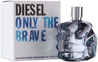 Diesel Men's Only The Brave 4.2Oz Eau De Toilette