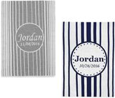 Tadpoles TadpolesTM by Sleeping Partners Knit Ombré Vertical Stripe Blanket