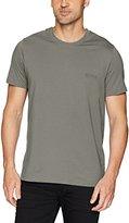 HUGO BOSS Men's 100% Cotton Crew T-Shirt