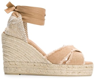 Castaner Bluma wedge sandals