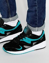 Saucony Grid 8000 Trainers In Black S70223-1