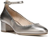 Via Spiga Dionne Block Heel Ankle Strap Pump (Women)