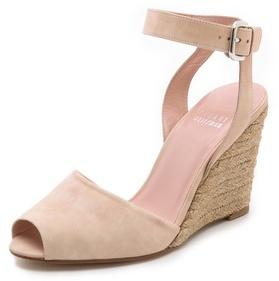Stuart Weitzman Way Cool Wedge Sandals