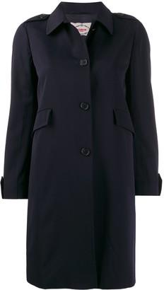 Prada Pre Owned 1990's Trench Coat