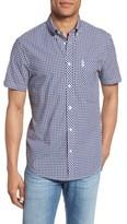 Ben Sherman Men's Core Mod Fit Gingham Shirt