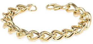Zoë Chicco Heavy Metal 14K Yellow Gold Extra-Extra Large Curb-Link Bracelet