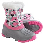 Hi-Tec Cornice Jr. Winter Pac Boots - Waterproof, Insulated (For Little Girls)