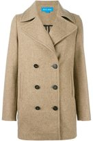 MiH Jeans 'Rosen' double-breasted peacoat