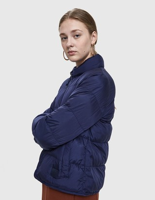 Herschel Women's Featherless High Fill Jacket in Peacoat, Size Extra Small