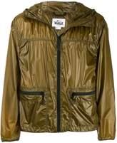 Woolrich hooded zip-up jacket