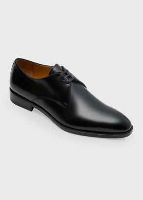 Paul Stuart Men's Hancock Leather Derby Shoes