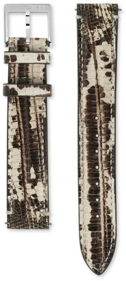 Gucci Grip tejus watch strap, 35mm