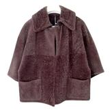 Max Mara Shearling jacket