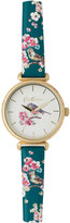 Cath Kidston Meadowfield Birds Small Round Face Watch