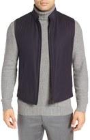 Corneliani Men's Reversible Wool Vest