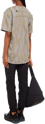adidas by Stella McCartney Printed Jersey T-shirt