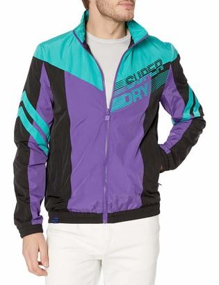 Superdry Men's Off-Piste Track Jacket