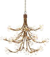 John-Richard Collection 16-Light Halogen Chandelier - Gold