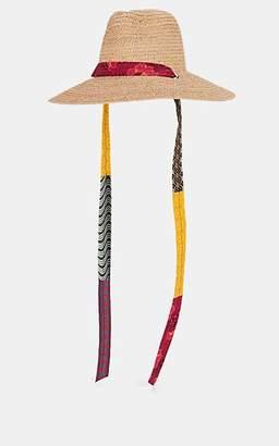 Albertus Swanepoel Women's St. Croix Straw Hat - Natural