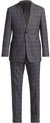Emporio Armani Super 130 Slim-Fit Virgin Wool Suit