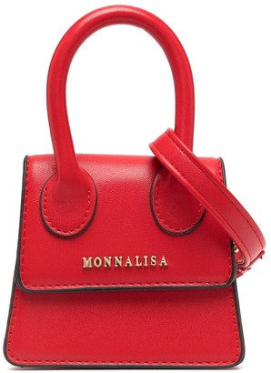 MonnaLisa Small Tote Bag