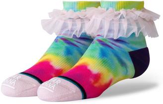 Stance Ruffles Girls Crew Socks