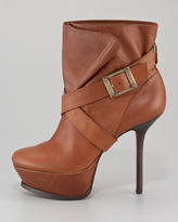 Rachel Zoe Michelle Platform Leather Boot