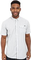 O'Neill Men's Emporium Check Short Sleeve Shirt