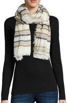 Asstd National Brand Multi Stripes Scarf