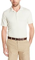 Izod Men's Short-Sleeve Surfcaster Solid Polo Shirt