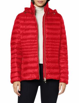 Geox Women's Jaysen Mid-Length Down Jacket Outerwear
