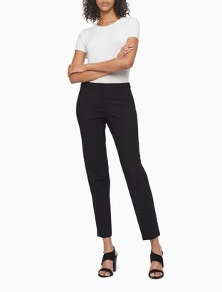 Calvin Klein Straight Fit Highline Black Pants