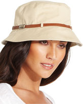 Nine West Hat, Canvas Bucket