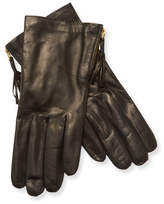 Portolano Tassle Leather Gloves