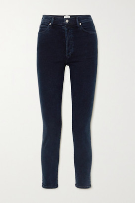 Citizens of Humanity Olivia High-rise Slim-leg Jeans - Blue