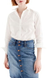 J.Crew Slim Stretch Perfect Shirt