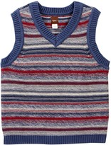 Tea Collection Haru Sweater Vest (Toddler Boys)