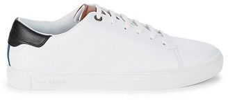 Ted Baker Leepow Leather Sneakers