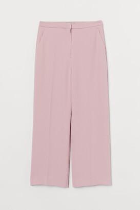 H&M Ankle-length Suit Pants