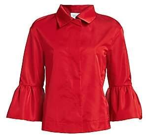 Akris Punto Women's Flounce Jacket