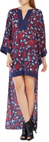BCBGMAXAZRIA Worina Printed Dress