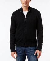 Cutter & Buck Big & Tall Men's Silver Creek Full-Zip Sweater