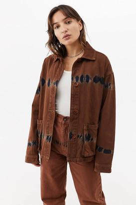 BDG Tie-Dye Chore Jacket
