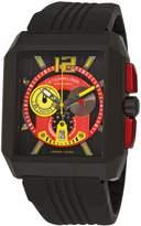 Stuhrling Original Men's 284A.335564 Sportsman Metropolis Chronograph Swiss Quartz Date Watch