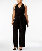 MICHAEL Michael Kors Size Self-Tie Jumpsuit