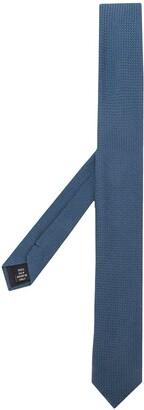 Gianfranco Ferré Pre Owned 1990s Straight-Design Knit Tie