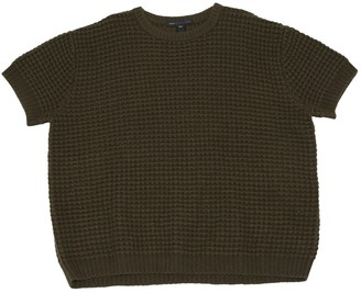 Marc by Marc Jacobs Green Wool Knitwear